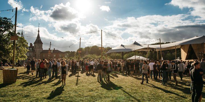 ECOZ® Mobile op festival Paradise City