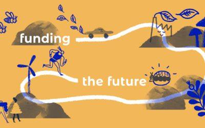 Funding: The Future over subsidiekansen via Interreg