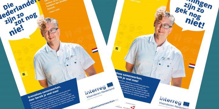 Vlaanderen en Nederland samen voor I-QUA